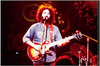 Jerry Garcia - Berkeley Community Theater, August 1971