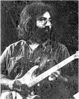 Jerry Garcia December 1, 1971