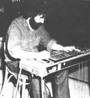 Jerry Garcia on Pedal Steel '70-'71