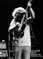 Jerry Garcia Feb 28, 1980