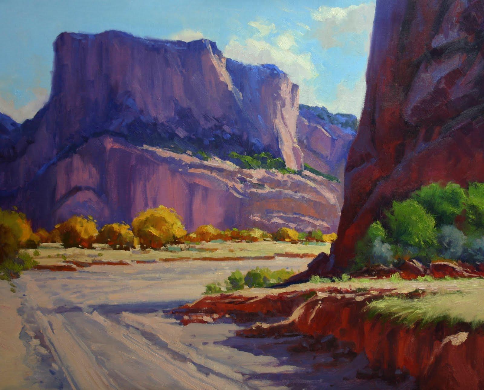Landscapes To Paint Images
