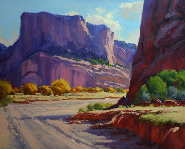 Good Reference Landscape Painting