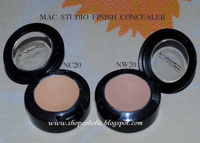 nc or nw mac concealer
