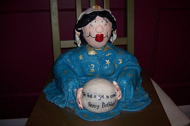 Madame Fortune Teller