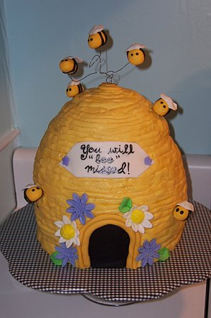 You Will Bee Missed!
