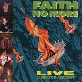 Faith No More - Brixton