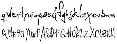 Раздача Каллиграфических шрифтов для Фотошопа.