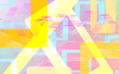 Создание абстрактных обоев для рабочего стола в Фотошопе.
