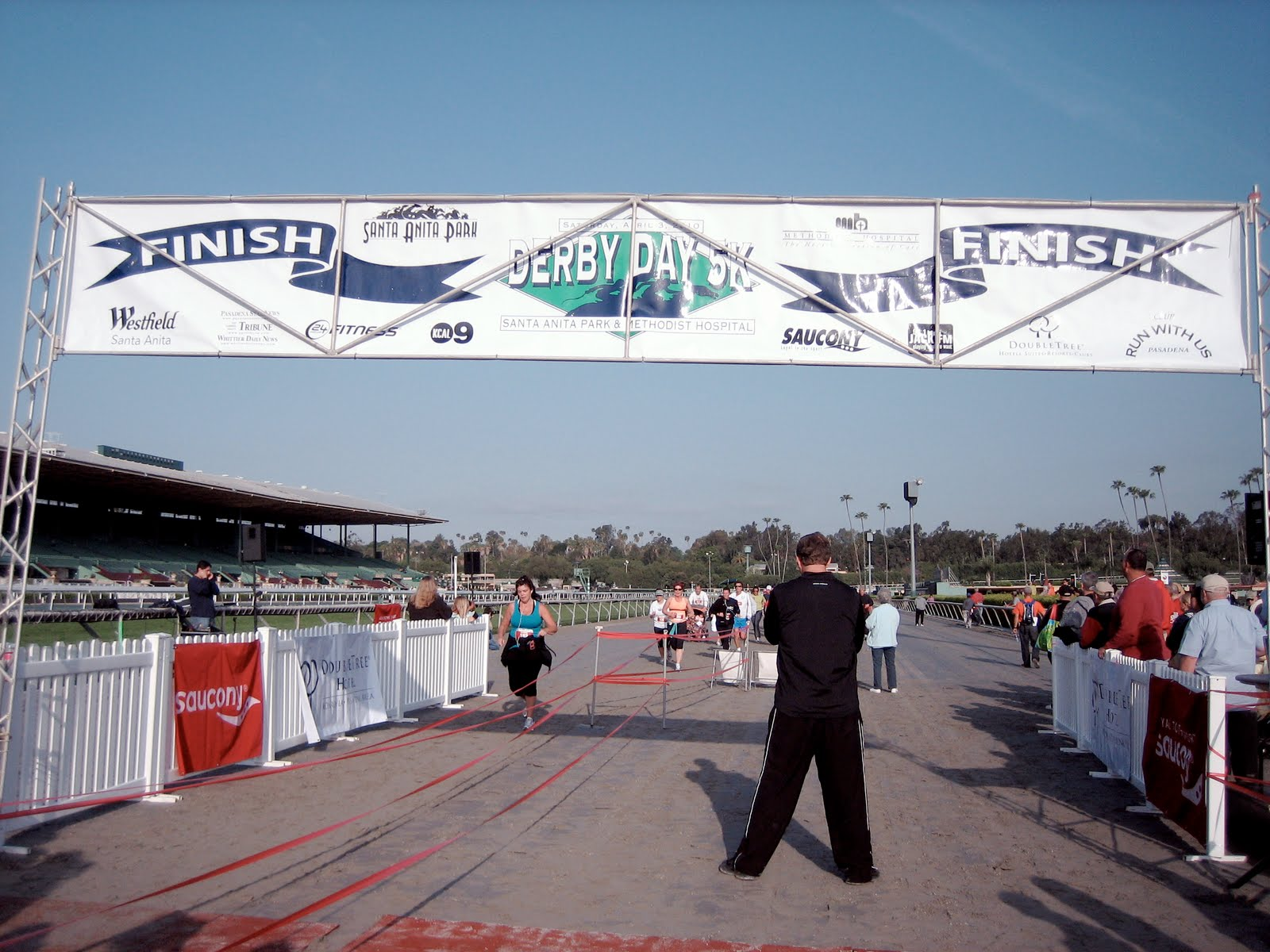 Mary Forney S Blog Derby Day L A Style Starts With A 5k Race