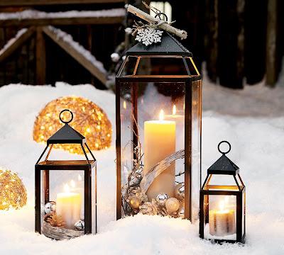 Resultado de imagem para christmas lantern