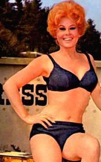 Sue Ane Langdon