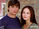 Kristin Kreuk in Smallville Wallpaper 2