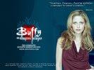 Sarah Michelle Gellar in Buffy the Vampire Slayer TV Series Wallpaper 1