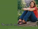 Katie Holmes in Dawson's Creek Wallpaper 2