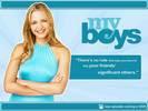Jordana Spiro in My Boys TV Series Wallpaper 2