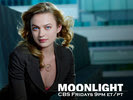 Sophia Myles in Moonlight Wallpaper 1