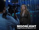 Sophia Myles in Moonlight TV Series Wallpaper 2