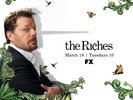 Eddie Izzard in The Riches Wallpaper 2