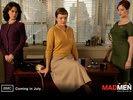Elisabeth Moss in Mad Men TV Series Wallpaper 4