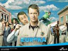 Colin Ferguson in Eureka TV Series Wallpaper 1