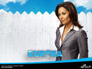 Salli Richardson in Eureka Wallpaper 2