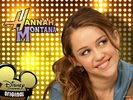 Miley Cyrus in Hannah Montana TV Series Wallpaper 1