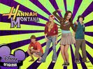 Hannah Montana TV Series Wallpaper 2