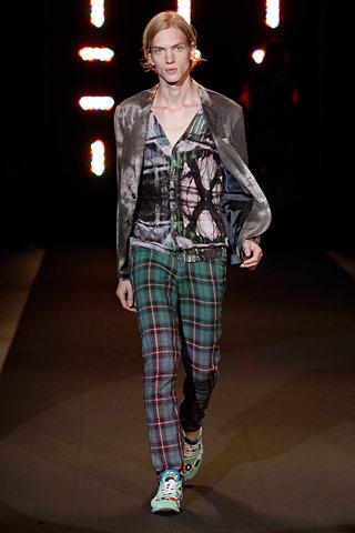 Custo Barcelona - Menswear Collecton SS 2011
