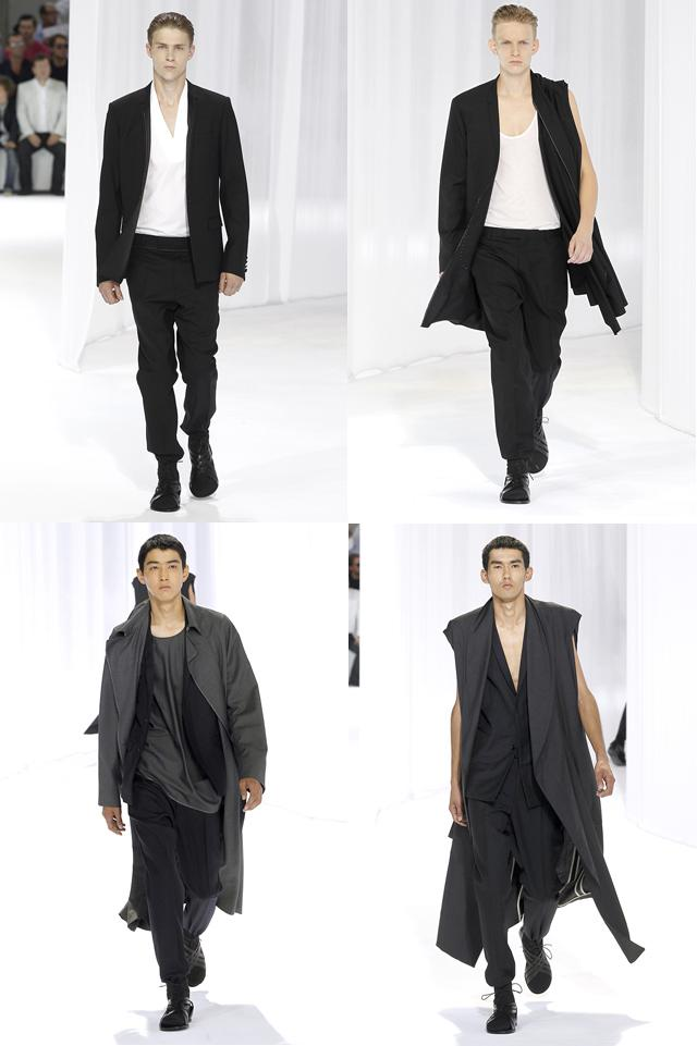 Dior Homme - SS2011