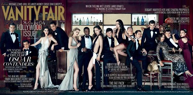 Hollywood Issue - Vanity Fair