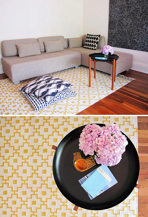 Geometric Patterns With Electrical Wiring Apartment Therapy