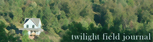 Twilight Field Journal