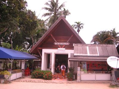 Wat Kunaram, Lamai