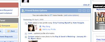 Myspace Records Kate Voegele