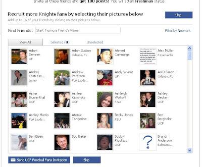 Facebook applications go viral
