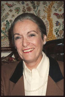 Lilyan Chauvin, qui incarnait Marianne roulland est decedee Lily003