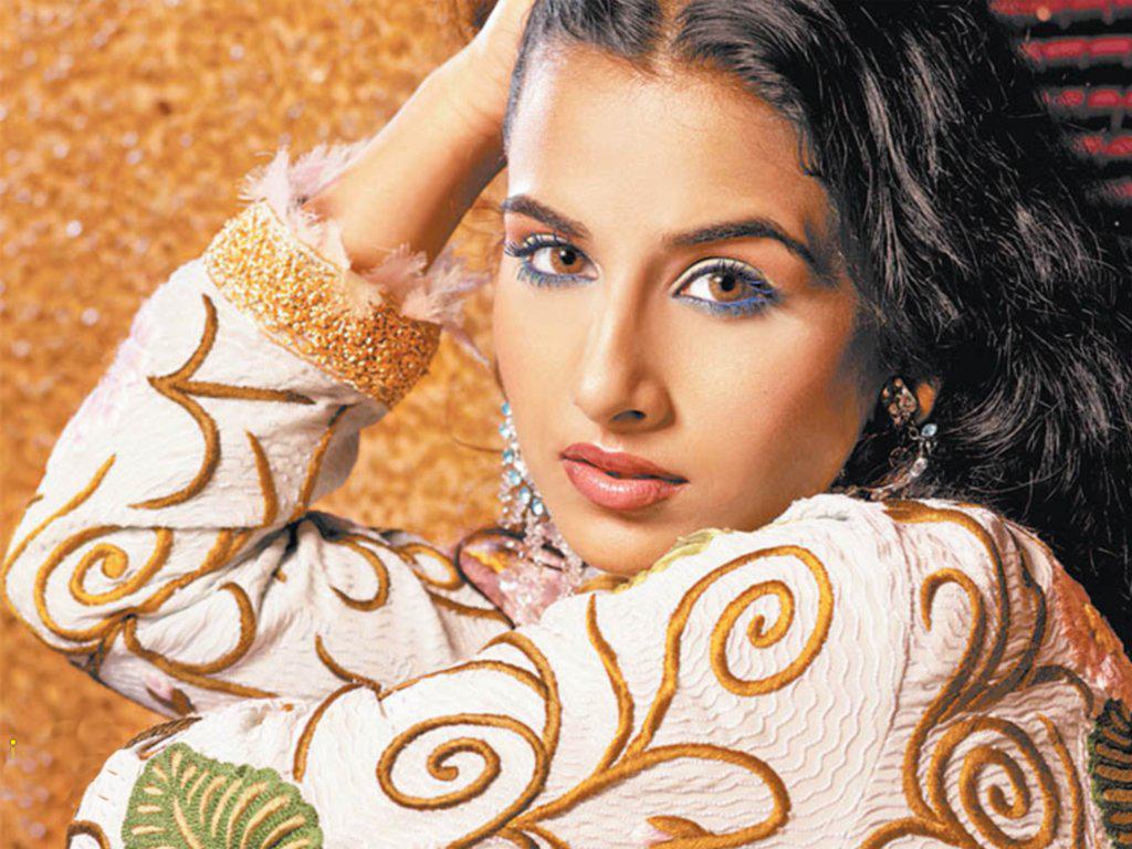 Wallpapers Of Innocent Bollywood Actress Vidya Balan -2289
