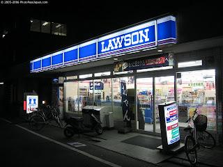 Lawson conbini