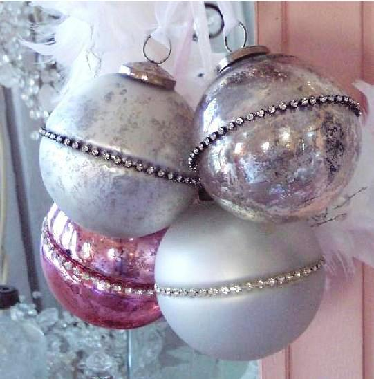Letters From The Shore Pink Christmas Ideas