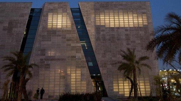 concreto transparente na construção civil