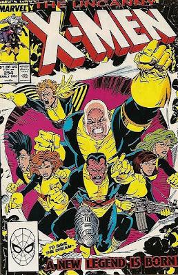 Ad-hoc X-Men Rosters ~ Uncanny X-