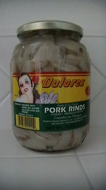 Tossing It Out Pickled Pigs Feet And Pork Rinds