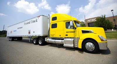 trucks world news: safety trucks * usa - volvo shares details on