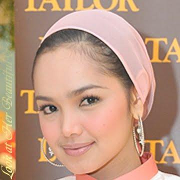 Siti Nurhaliza Beautiful Face