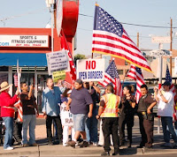... Demonstrators Have Protested Against The Owner Of A Furniture Store In  Phoenix, Arizona. Roger Sensing, Owner Of M.D. Pruittu0027s, Hired Off Duty  Sheriff ...