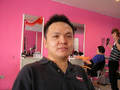 Simon Says: Hair Cut @ The Cut
