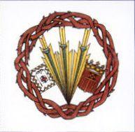 Escudo de la hermandad de Medinaceli y Merced