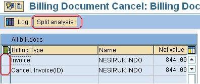 SAP e-mory: SAP SD VF11 Cancel Billing Documents