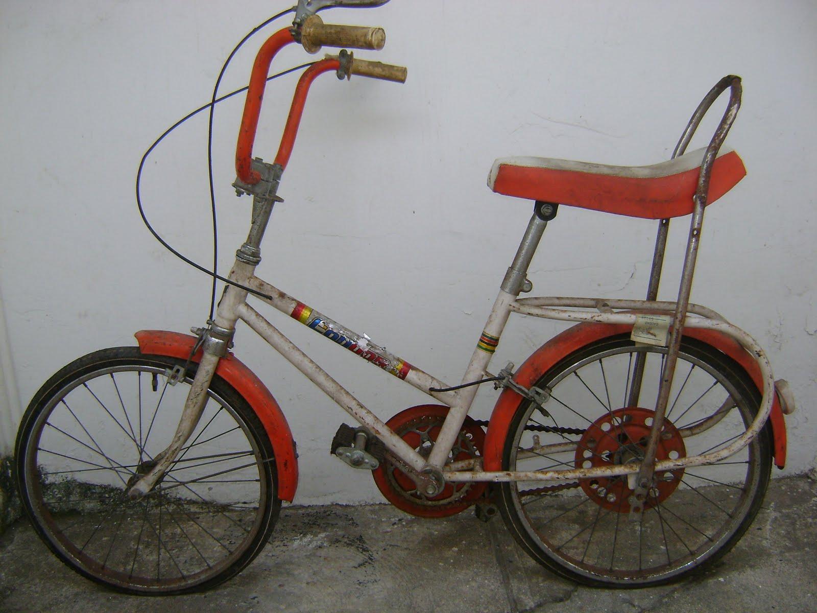Ni Bicicleta Ni Bicicleto: Retropedal: Mayo 2010
