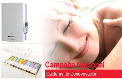Campaña Calderas de Condensación - Saunier Duval